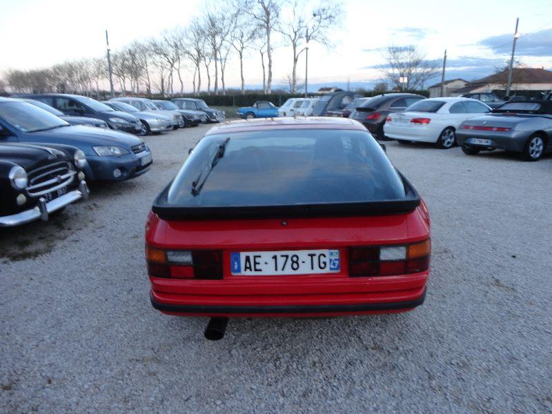 Photo 5 de l'offre de PORSCHE 944 TARGA à 11600€ chez TPL AUTO