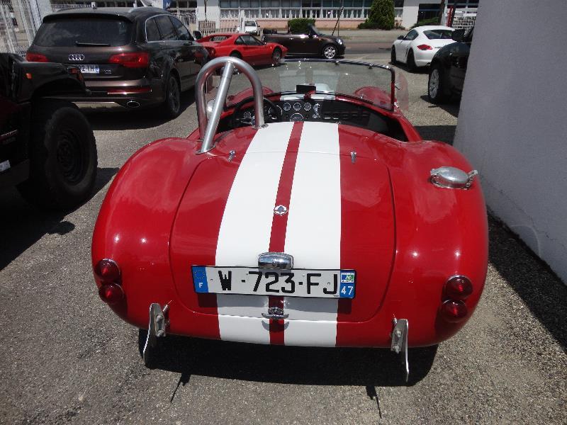 Photo 7 de l'offre de AC AC COBRA SHELBY AMERICAN à 75000€ chez TPL AUTO