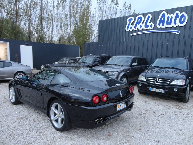 Photo 7 de l'offre de FERRARI 575 M M MARANELLO F1 à 99500€ chez TPL AUTO