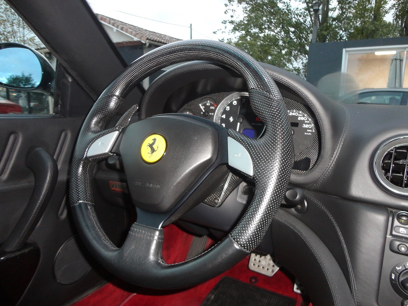 Photo 13 de l'offre de FERRARI 575 M M MARANELLO F1 à 99500€ chez TPL AUTO