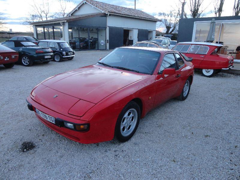 Photo 6 de l'offre de PORSCHE 944 TARGA à 11600€ chez TPL AUTO