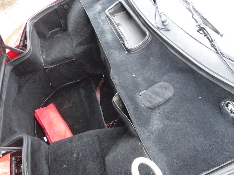 Photo 12 de l'offre de FERRARI 512 TR 5.0 V12 430 à 160000€ chez TPL AUTO