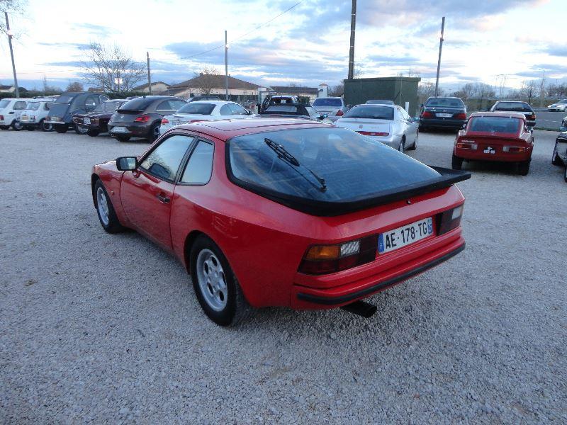 Photo 7 de l'offre de PORSCHE 944 TARGA à 11600€ chez TPL AUTO
