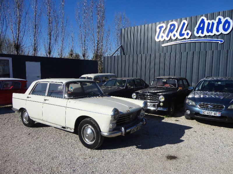 Photo 3 de l'offre de PEUGEOT 404 BERLINE à 4500€ chez TPL AUTO