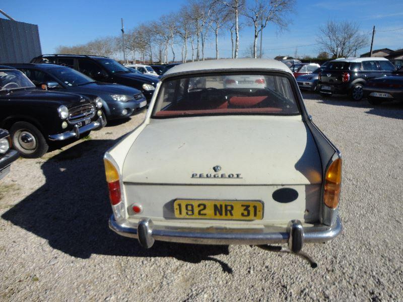 Photo 6 de l'offre de PEUGEOT 404 BERLINE à 4500€ chez TPL AUTO