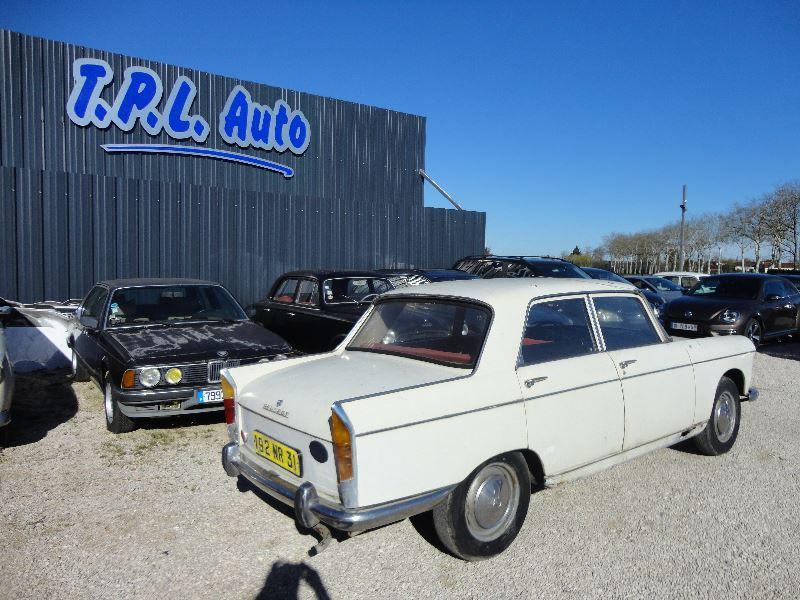 Photo 4 de l'offre de PEUGEOT 404 BERLINE à 4500€ chez TPL AUTO
