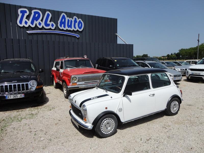 Photo 2 de l'offre de MINI MINI 1000 à 6500€ chez TPL AUTO