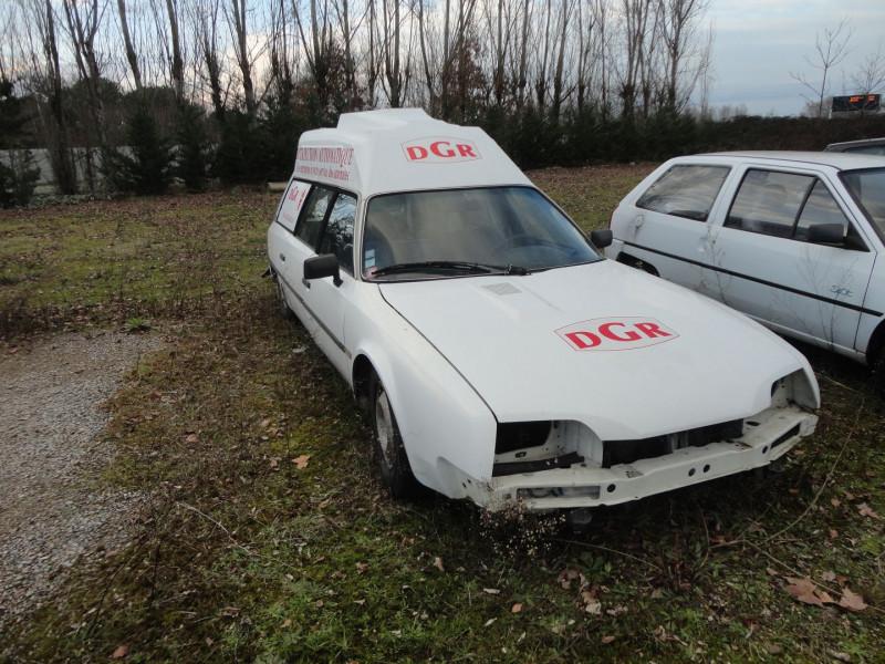 Photo 2 de l'offre de CITROEN CX BREAK REFLEX D à 1000€ chez TPL AUTO