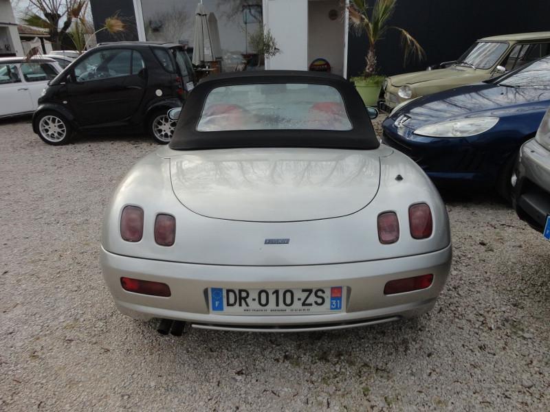 Photo 5 de l'offre de FIAT BARCHETTA 1.8 16V 130CH PACK à 6500€ chez TPL AUTO