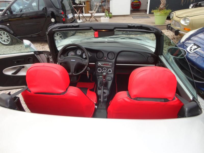 Photo 7 de l'offre de FIAT BARCHETTA 1.8 16V 130CH PACK à 6500€ chez TPL AUTO