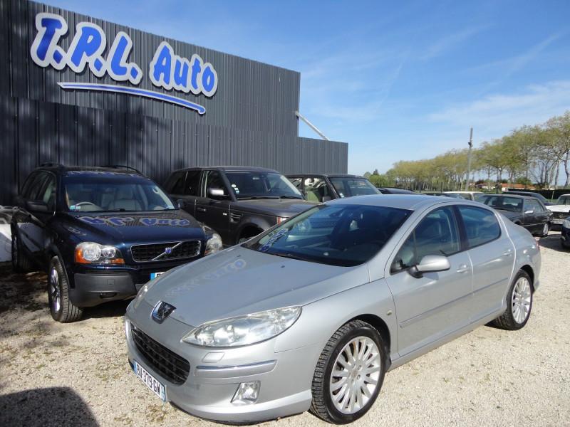 Photo 10 de l'offre de PEUGEOT 407 2.7 V6 HDI 24V FELINE BAA FAP à 3500€ chez TPL AUTO
