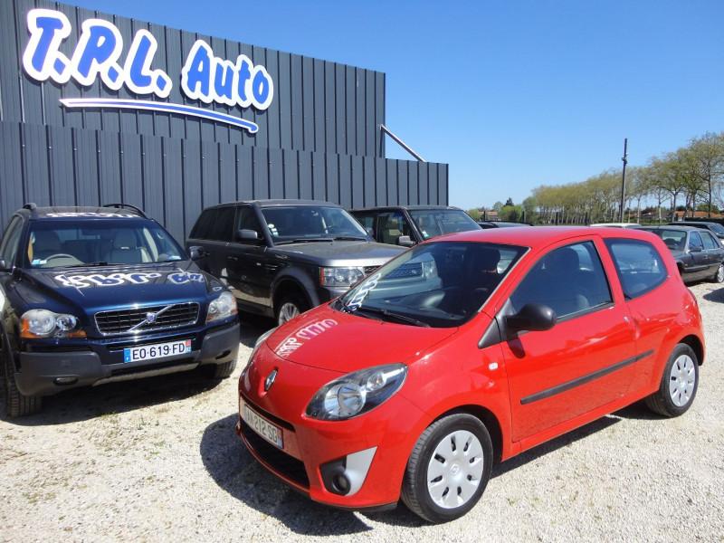 Photo 3 de l'offre de RENAULT TWINGO 1.2 LEV 16V 75CH AUTHENTIQUE à 2500€ chez TPL AUTO