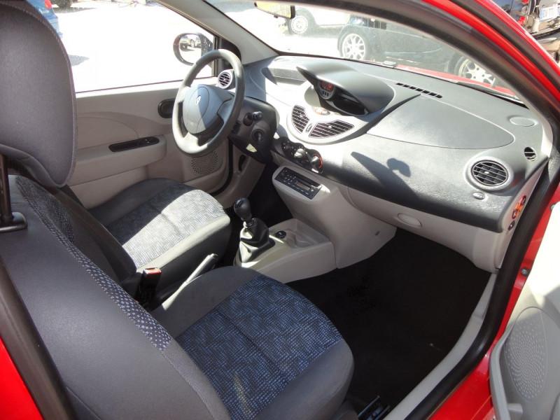 Photo 8 de l'offre de RENAULT TWINGO 1.2 LEV 16V 75CH AUTHENTIQUE à 2500€ chez TPL AUTO