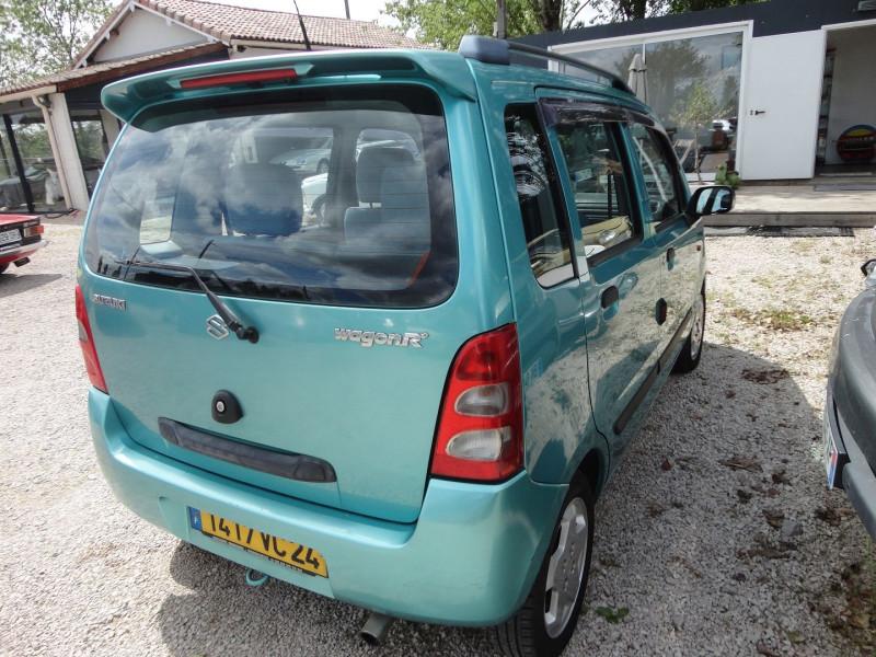 Photo 8 de l'offre de SUZUKI WAGON 1.3 GL à 1600€ chez TPL AUTO