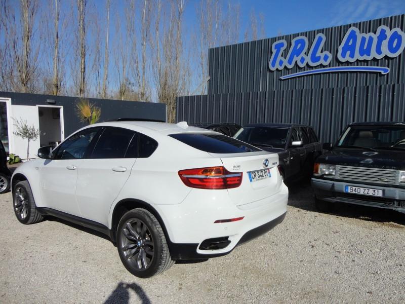 Photo 6 de l'offre de BMW X6 (E71) M50D 381CH à 34500€ chez TPL AUTO