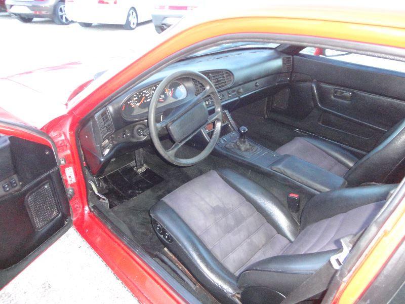 Photo 2 de l'offre de PORSCHE 944 TARGA à 11600€ chez TPL AUTO