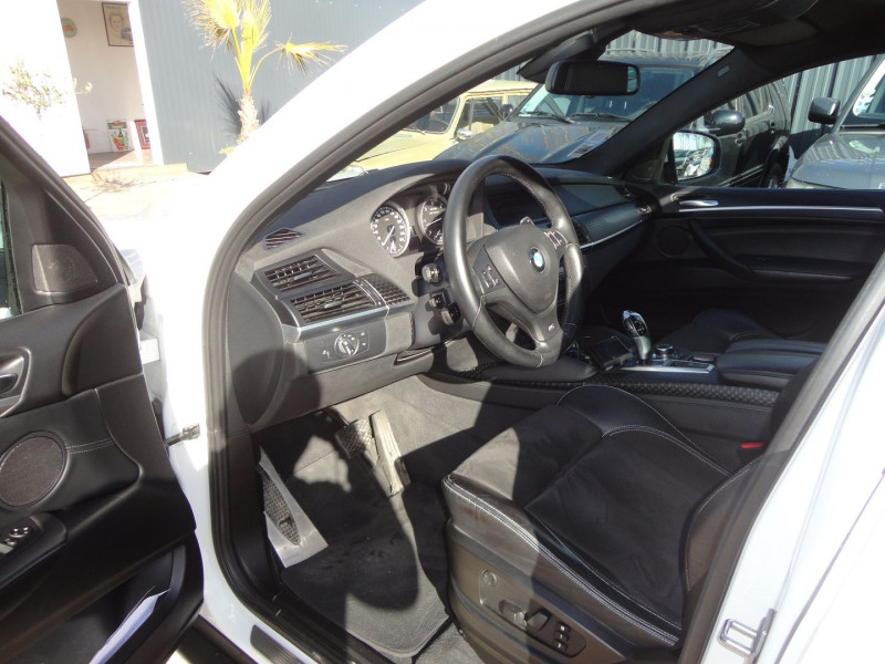 Photo 2 de l'offre de BMW X6 (E71) M50D 381CH à 34500€ chez TPL AUTO