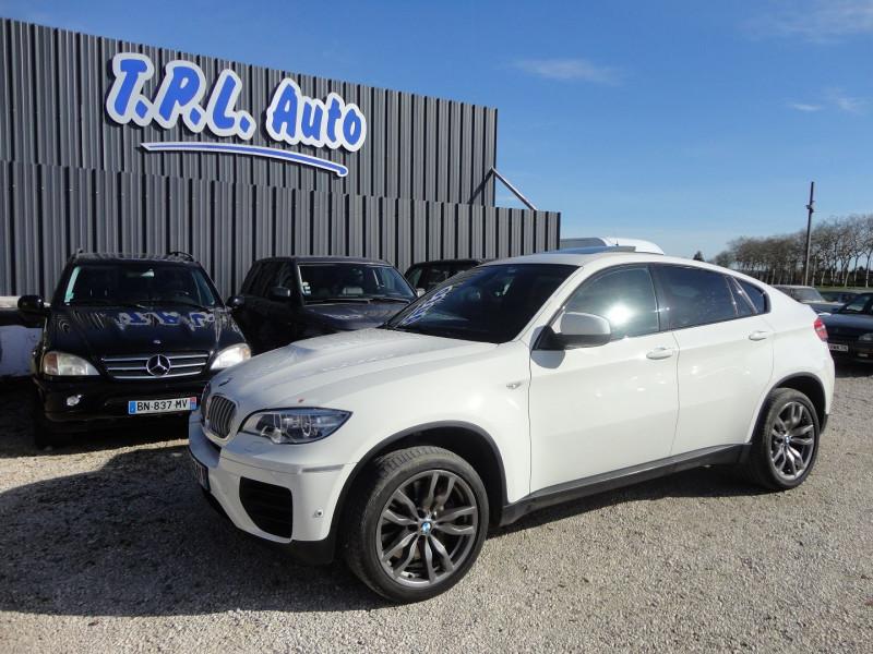 Photo 15 de l'offre de BMW X6 (E71) M50D 381CH à 34500€ chez TPL AUTO