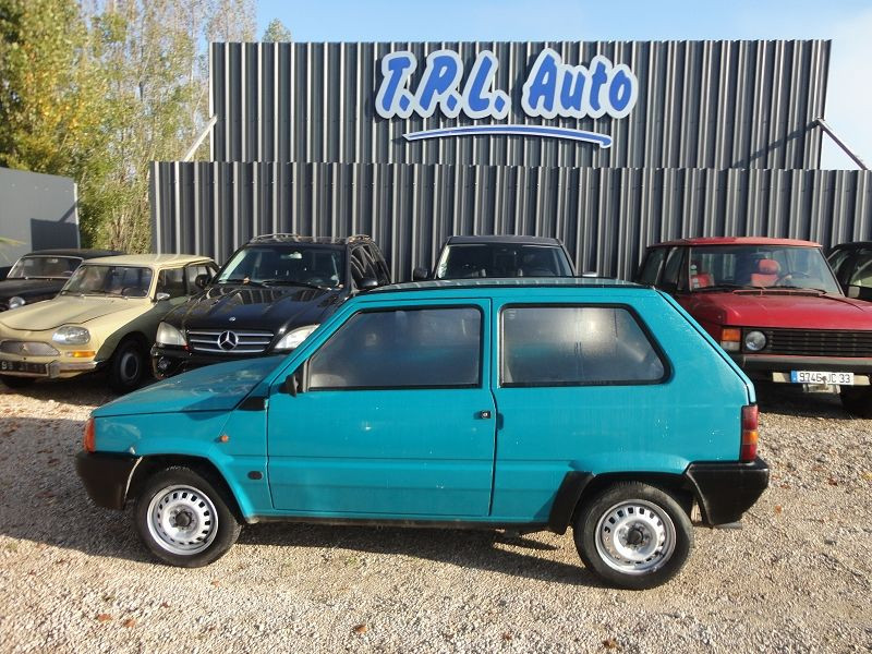 Fiat PANDA 1.0 IE POP Essence BLEU Occasion à vendre