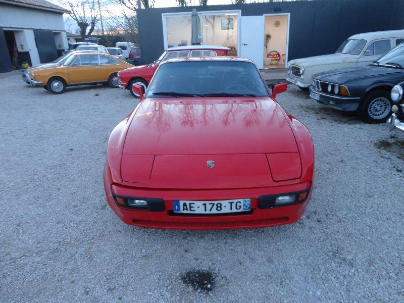 Photo 4 de l'offre de PORSCHE 944 TARGA à 11600€ chez TPL AUTO
