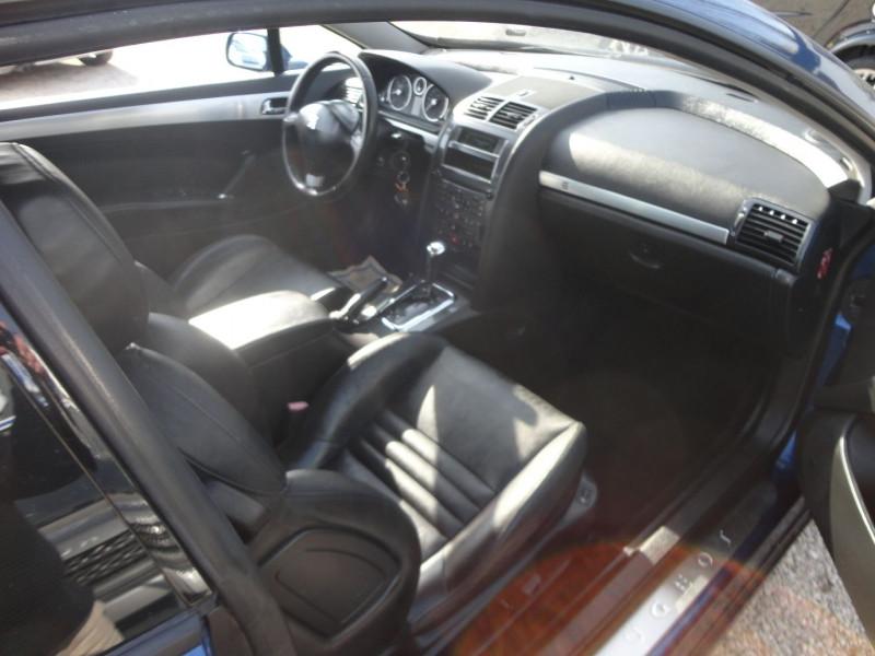 Photo 9 de l'offre de PEUGEOT 407 COUPE 2.7 V6 HDI SPORT PACK BAA FAP à 5500€ chez TPL AUTO