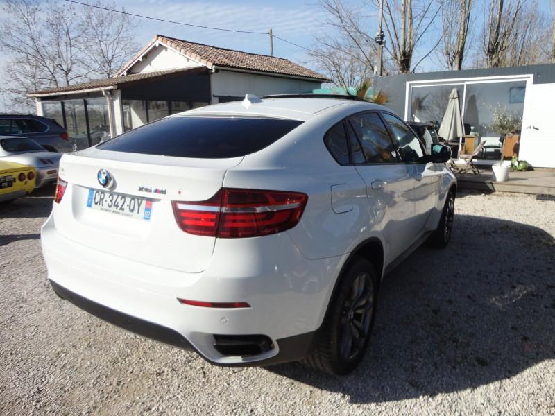 Photo 5 de l'offre de BMW X6 (E71) M50D 381CH à 34500€ chez TPL AUTO