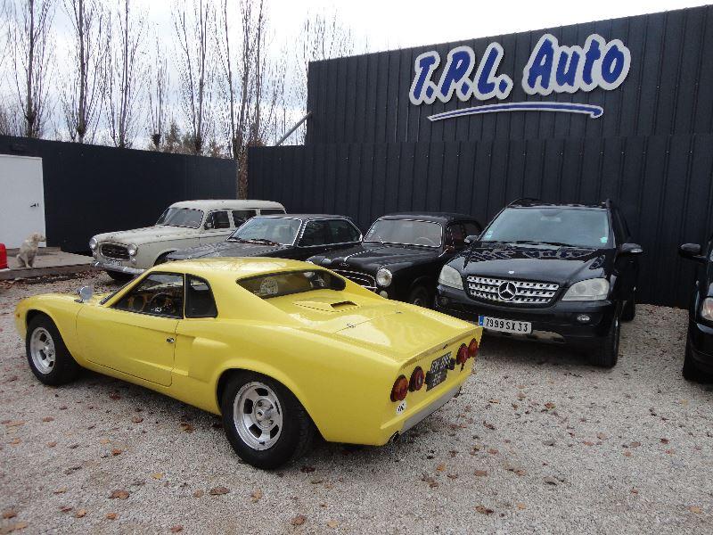 Photo 4 de l'offre de FIBERFAB BONITO FT BONITO GT 40 à 22000€ chez TPL AUTO