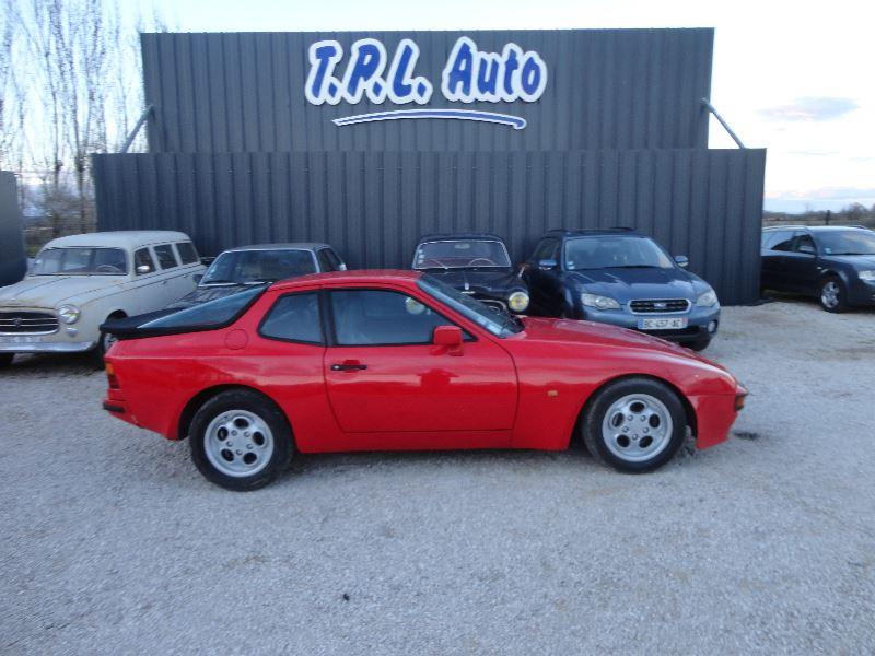 Photo 1 de l'offre de PORSCHE 944 TARGA à 11600€ chez TPL AUTO