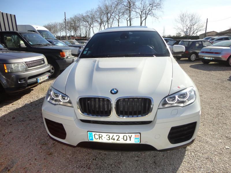 Photo 4 de l'offre de BMW X6 (E71) M50D 381CH à 34500€ chez TPL AUTO