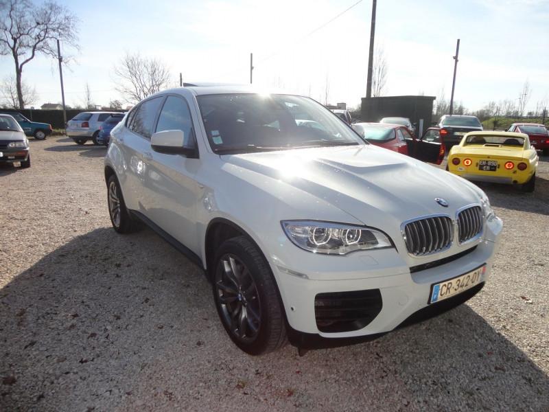 Photo 13 de l'offre de BMW X6 (E71) M50D 381CH à 34500€ chez TPL AUTO
