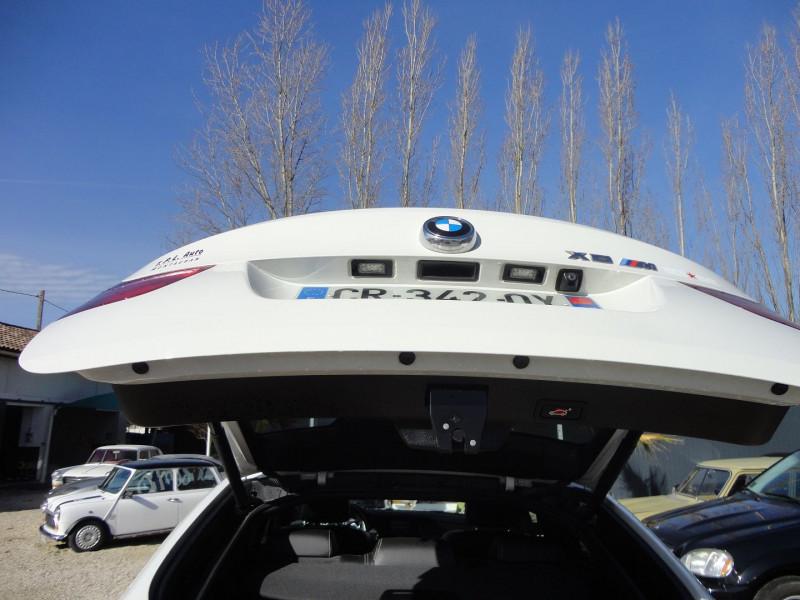 Photo 10 de l'offre de BMW X6 (E71) M50D 381CH à 34500€ chez TPL AUTO