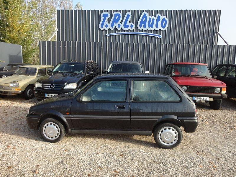 Rover SERIE 100 111 KENSINGTON 3P Essence NOIR Occasion à vendre