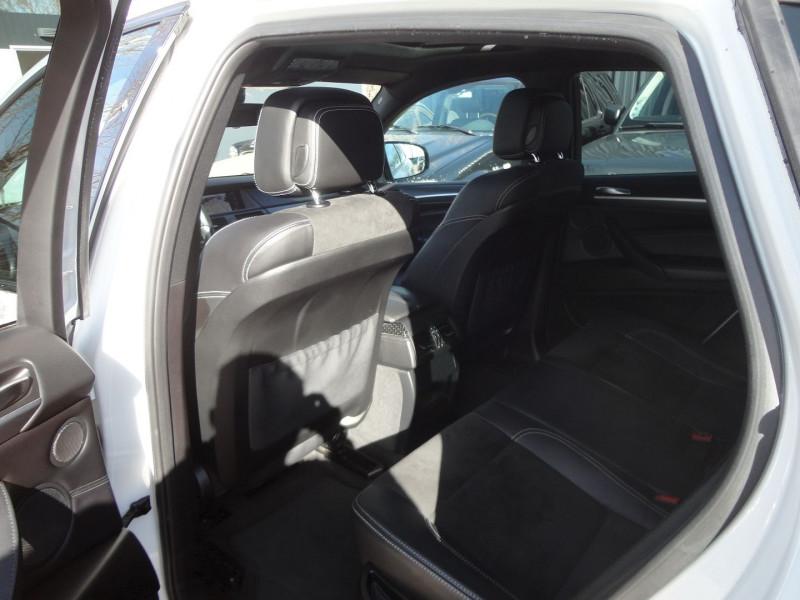 Photo 9 de l'offre de BMW X6 (E71) M50D 381CH à 34500€ chez TPL AUTO