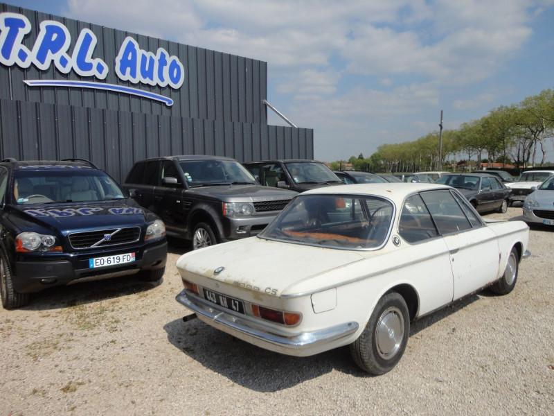 Photo 4 de l'offre de BMW 2000 CS 2000 CS à 10500€ chez TPL AUTO