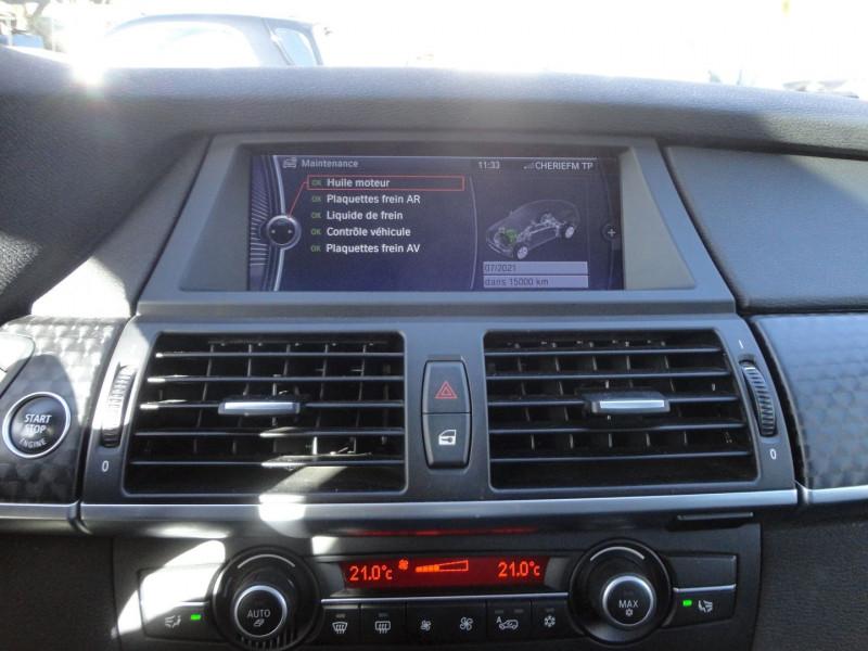 Photo 12 de l'offre de BMW X6 (E71) M50D 381CH à 34500€ chez TPL AUTO