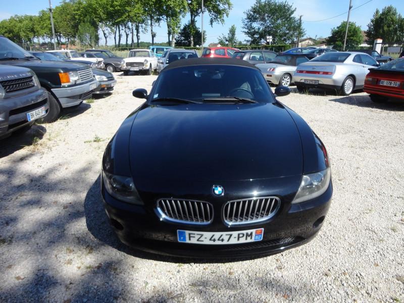 Photo 5 de l'offre de BMW Z4 ROADSTER (E85) 3.0I 231CH à 24000€ chez TPL AUTO