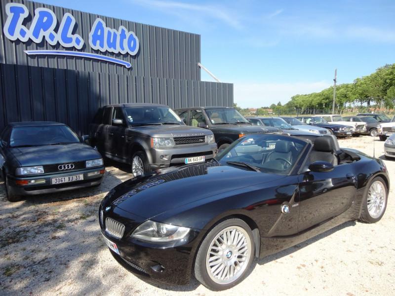 Photo 3 de l'offre de BMW Z4 ROADSTER (E85) 3.0I 231CH à 24000€ chez TPL AUTO