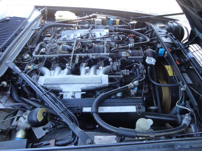 Photo 15 de l'offre de JAGUAR XJS CABRIOLET V12 6.0 CABRIOLET BA à 34000€ chez TPL AUTO