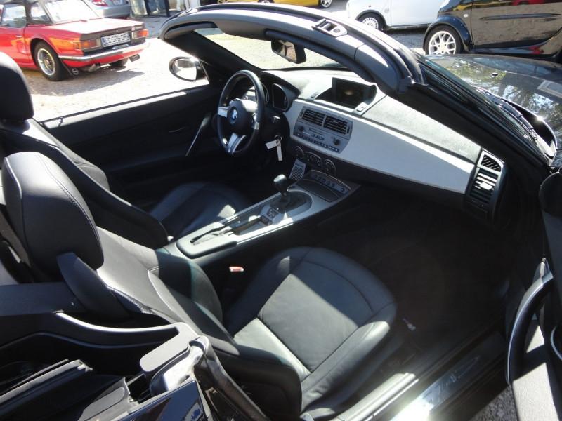 Photo 8 de l'offre de BMW Z4 ROADSTER (E85) 3.0I 231CH à 24000€ chez TPL AUTO