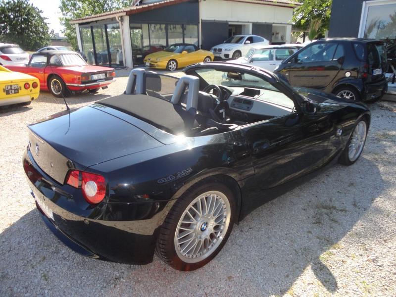 Photo 4 de l'offre de BMW Z4 ROADSTER (E85) 3.0I 231CH à 24000€ chez TPL AUTO