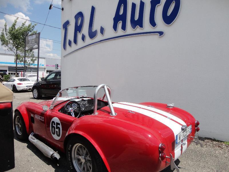 Photo 3 de l'offre de AC AC COBRA SHELBY AMERICAN à 75000€ chez TPL AUTO
