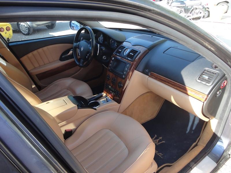 Photo 9 de l'offre de MASERATI QUATTROPORTE 4.2 V8 DUOSELECT à 25000€ chez TPL AUTO