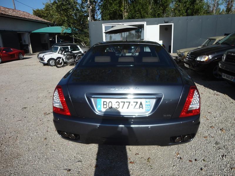 Photo 7 de l'offre de MASERATI QUATTROPORTE 4.2 V8 DUOSELECT à 25000€ chez TPL AUTO