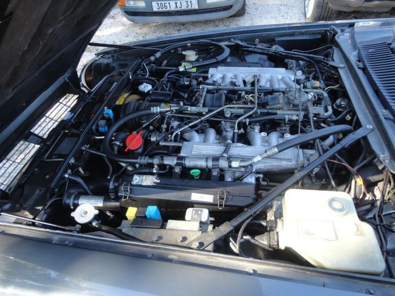 Photo 14 de l'offre de JAGUAR XJS CABRIOLET V12 6.0 CABRIOLET BA à 34000€ chez TPL AUTO