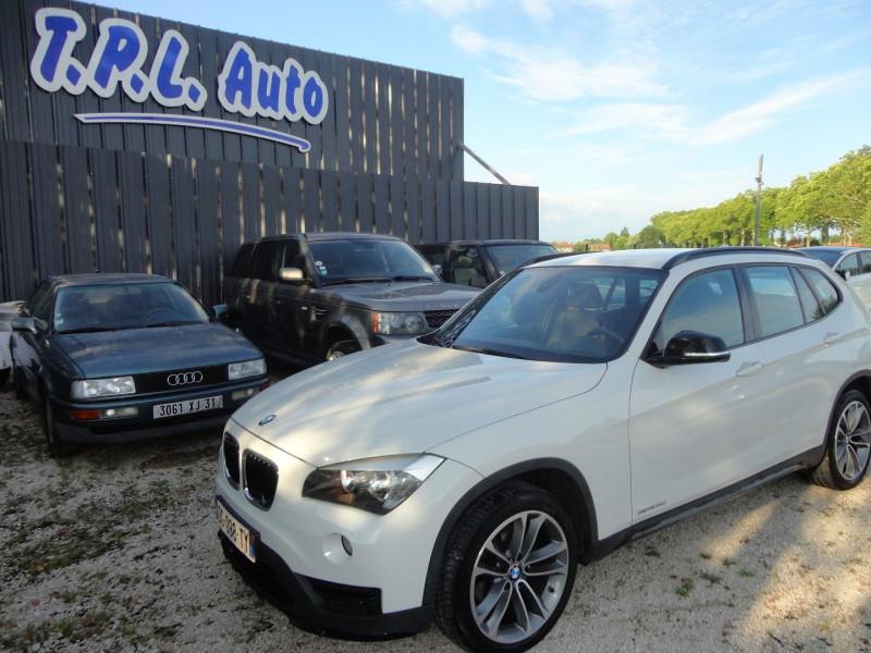 Photo 12 de l'offre de BMW X1 (E84) XDRIVE20D 184CH SPORT à 14500€ chez TPL AUTO