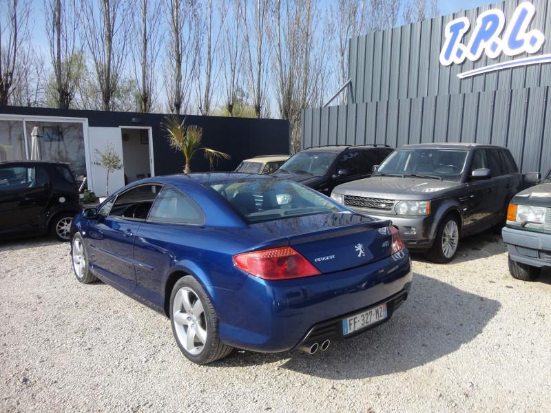 Photo 5 de l'offre de PEUGEOT 407 COUPE 2.7 V6 HDI SPORT PACK BAA FAP à 5500€ chez TPL AUTO