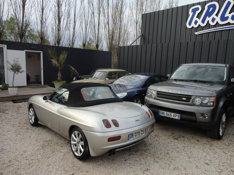 Photo 4 de l'offre de FIAT BARCHETTA 1.8 16V 130CH PACK à 6500€ chez TPL AUTO