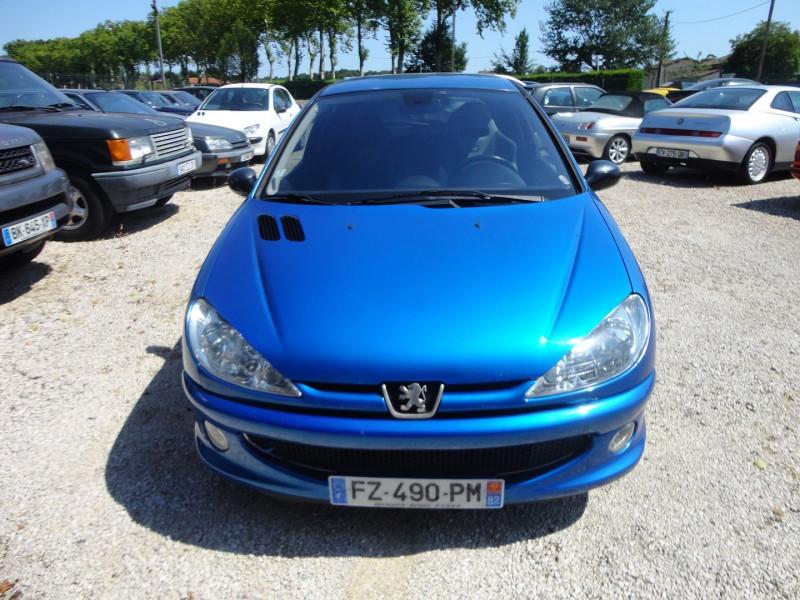 Photo 4 de l'offre de PEUGEOT 206 2.0 16V RC 3P à 12500€ chez TPL AUTO