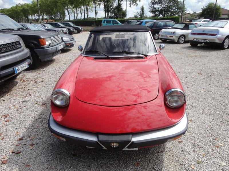 Photo 6 de l'offre de ALFA ROMEO SPIDER 2.0 I CAB à 16500€ chez TPL AUTO