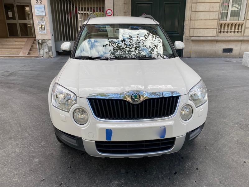 Photo 5 de l'offre de SKODA YETI 1.2 TSI AMBITION 4X2 à 8490€ chez Iptrans Auto Paris